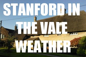Stanford in the Vale Weather